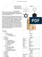 Pyridine - Wikipedia, The Free Encyclopedia