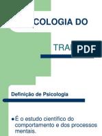 1ª AULA - PSICOLOGIA DO TABALHO