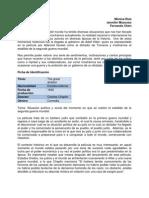 Analisis Pelicula El Dictador