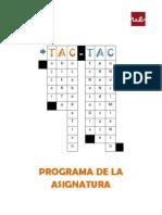 Programa Tac Tac