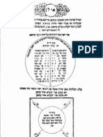 Kabbalah - Yeru Scroll