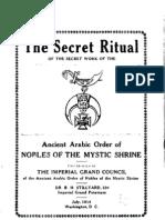 The Secret Ritual