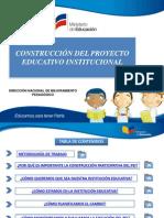 Presentación PEI FINAL PEI   2