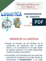 Administracion de Logistica May13