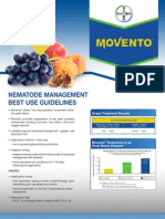 Movento Insecticide - 2012 Nematode Use Management Guide