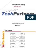 Learn Software Testing with TechPartnerz 2.ppt