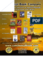 Continental Book Spanish ESL Spanish Bilingual Catalog