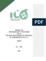 MANUAL DE ORGANIZACIÓN Y FUNCIONES 2009.pdf