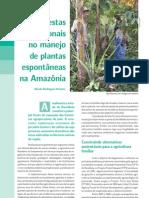 Pls Espontaneas Em Agroflorestas 2008 Revista Agriculturas