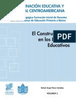 ANTOLOGÍA EL CONSTRUCTIVISMO EN LOS ESPACIOS EDUCATIVOS
