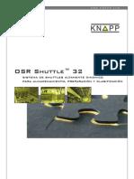 Knapp - OSR Shuttle 32 Print Sp