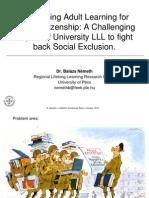 Balazs Nemeth_Developing AL Against Social Exclusion_2010