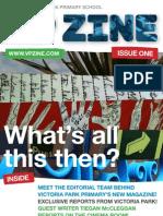 VP Zine Issue One