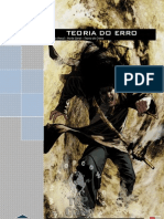 Teoria Do Erro - Dir. Penal