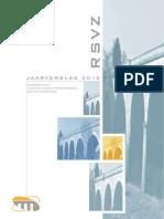 Jaarverslag RSVZ 2012
