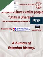 A Human of Estonian History