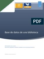 Proyecto Final de La Biblioteca