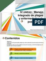 IV Unidad Mip Enfermedades Plagas Poscosecha