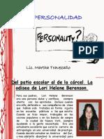 Clase 2 La Personalidad