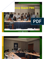 Competency Based PMS - Some Workshop Slides -Chandramowly