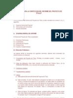 NORMAS PARA LA CONFECCION DEL INFORME DEL PROYECTO DE TÍTULO (2)