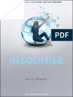 Promise T2 - Insoumise - Allie Condie