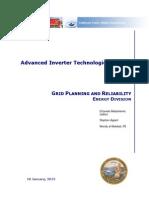 Advanced Inverter Report 2013 Final
