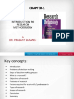 Research Methodology ... Chapter 1