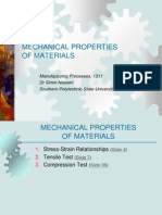Ch03 Mechanical Properties 1