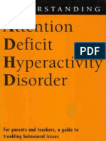 Buttross, Susan - Understanding ADHD
