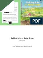 Building soils forbetter crops