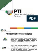 El Parque Tecnológico de Itaipu