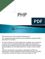 Clases de PHP