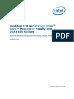 3rd Gen Core Lga1155 Socket Guide