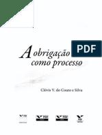A obrigação como processo - Clóvis do Couto e Silva