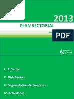 Plan Sector Agro y Agroindustria 2013