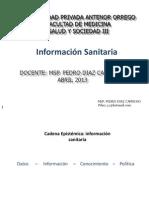 Clase 4. Informac Sanitaria (2)