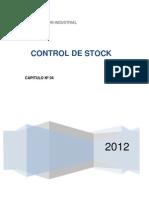4 - Control de Stock