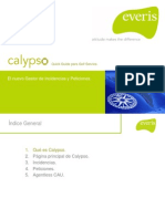 How to - Calypso - Self Service