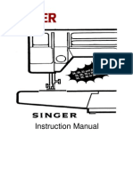 2384747 Singer Sewing Machine Manual
