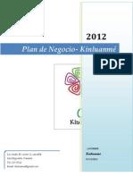 Plan de Negocio Kinluanme