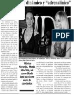 Mónica Naranjo - El Porvenir - 20.06.2013