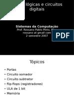 Circuitos Digitais - 01