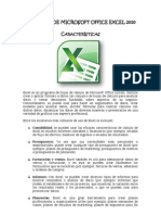 Ventajas de Microsoft Office Excel 2010