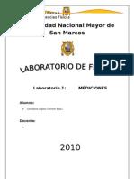 1er Informe Del Laboratorio de Fisica General[1]