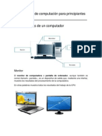 Partes Fundamentales Del PC