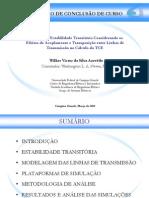 Avaliao Da Estabilidade Transitria Considerando Os Efeitos de Acoplamento e Transposio Entre Linhas de Transmisso No Clculo Do Tce 1203462214850644 3