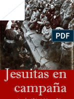 JESUITAS EN CAMPAÑA – JOSE ANGEL DELGADO IRIBARREN S.J.