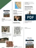 triptico cultura wari.doc