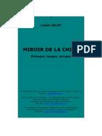 Laloy Miroir de la Chine